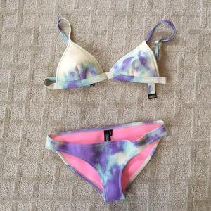 Triangl Tie-Dye Bikini